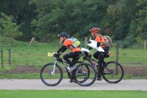 Foto 5 - vooral op de fiets handig, die grote kaart